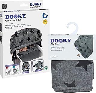 原装 Dooky Combi Pack Cover & Decke Grey Stars 设计通用* 灰色