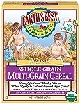 Earth's Best  婴儿麦片, 全谷粒多粒,8盎司盒装(12个装)