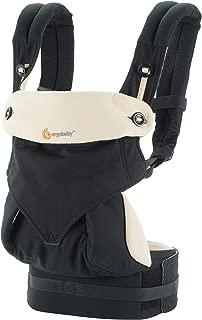 Ergobaby 婴儿背带 360系列(5.5 - 15 千克),黑色/驼色