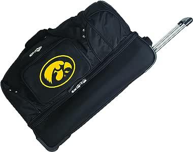 NCAA 爱荷华鹰眼队滚动落地行李袋
