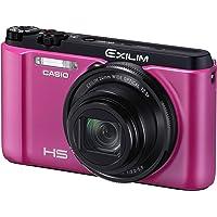 Casio 卡西欧 EX-ZR1200 高速数码相机 (玫红色)