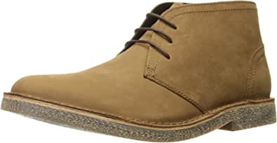 MARC NEW YORK Saxon 男士马球靴 Mojave/Tr Honey 9 M US