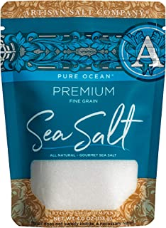 SaltWorks Murray River Pure Ocean 4 Ounce (Pack of 1)