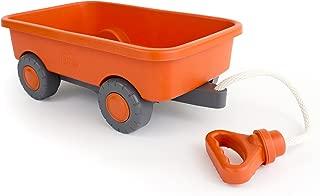 Green Toys WAGON 户外玩具,橙色