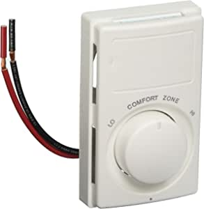 Marley MS26 Qmark Electric Line Voltage Wall Thermostat
