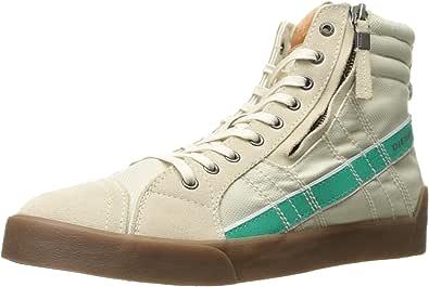 Diesel 男式 D-Velows D-String Plus I 时尚运动鞋 凉鞋/Arcadia 7 M US