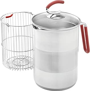 Kuhn Rikon 4th Burner Pot Kuhn Rikon 4th Burner Pot Stainless 12 Cup