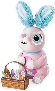 Zoomer 饥饿的兔子Shreddy,能吃东西的互动式机器兔子(适合5岁及以上的人群)
