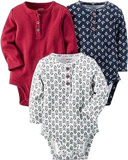 Carter's 卡特女婴多件装连体衣 127g197
