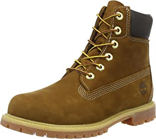 Timberland AF 6IN PREM Rust nb Brown