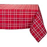 dii 100% 棉,可机洗, dinner 和假期桌布 / 餐巾 / 桌巾