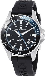 [哈密尔顿]HAMILTON 手表 卡其*蓝 机械式自动上弦 H82315331 男式 【正规进口商品】