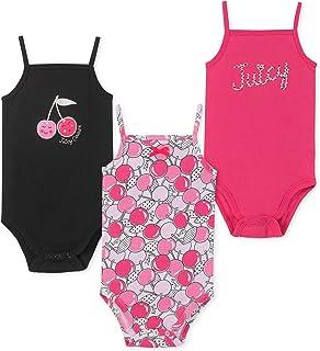 Juicy Couture 橘滋 女童 3 件装 连体衣
