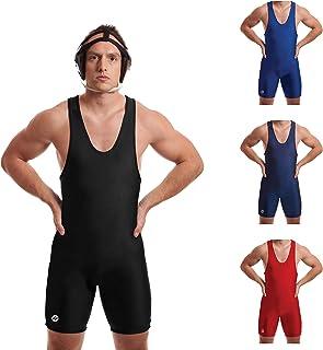Stone Wrestling 汗衫,红色*蓝,黑色,成人男式款