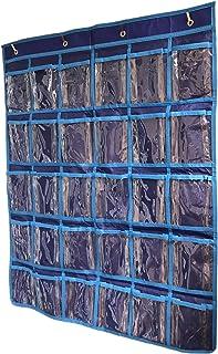 TFD 用品 - 30 个口袋悬挂式墙壁和门收纳袋 适用于珠宝、小型电子产品和耳塞