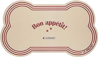 Le Creuset 酷彩 垫子 地垫 宠物午餐垫 红色 47.5cm -