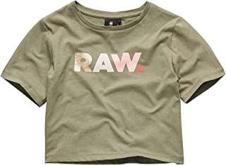 G-Star 女孩 T 恤短袖*短袖上衣