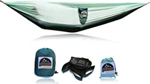 Newdora 双 2 人露营自充气睡垫带枕头轻质透气睡垫可空气充气露营垫适合旅行、背包、露营、徒步旅行
