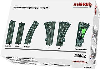 Märklin 24802 数字 C 轨道配件包 D2