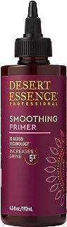 沙漠精华平滑底液 - 16.51 毫升 - 高光泽技术 - 增加亮度 5x - 光滑光滑光滑的* - 苹果醋 - Quinoa 蛋白质 - 茶树油 - 完整*护理