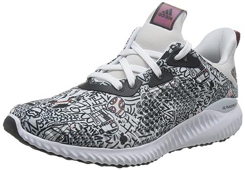 adidas kids 阿迪达斯童鞋女童跑步鞋alphabounce StarWars j BW1118 FTWR 白 一度灰 9fb40c4e7