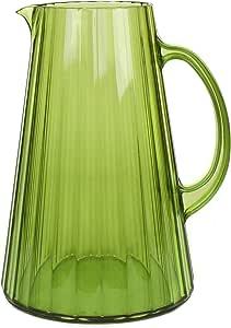 PUSHER Geneva Jug,塑料,绿色,20 x 23 x 15厘米