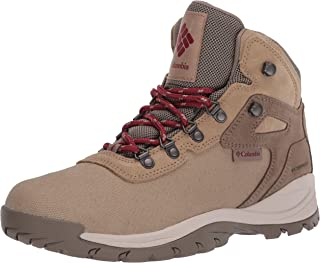 Columbia Newton Ridge LT 女士防水徒步靴