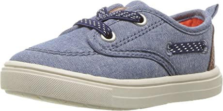 Carter ' s 儿童 ' blaze 男孩休闲船鞋