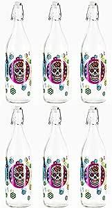 Cerve 墨西哥骷髅饮料多色 多种颜色 Bottle 1000ml M71640