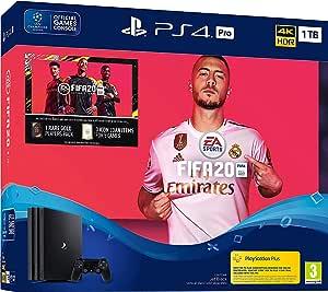 Fifa 20 PS4 Pro 1TB Bundle (PS4)