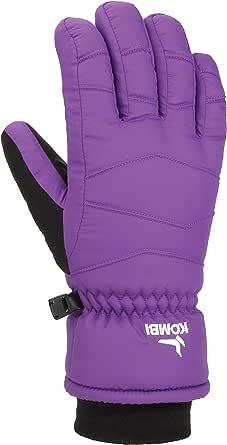 Kombi Junior Snug II Gloves 覆盖 多种颜色 X-S 紫色 9/3122 -PURHEA - XS-501-X-Small