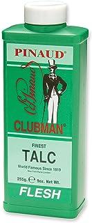 Clubman Pinaud Finest Talc 肉色,9 盎司(3 瓶装)