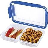 snaplock 来自 progressive 开叉容器,蓝色 蓝色 Split Container