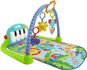 费雪 Fisher-Price 宝宝脚踏钢琴健身器