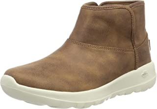 Skechers 女士上身 - Harvest 短靴,