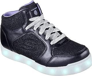 Skechers 斯凯奇 女童 Energy Lights: E-pro Glitter Glow 高帮运动鞋