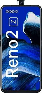 OPPO Reno 2Z 智能手机(16.5 厘米 6.5 英寸)AMOLED 显示屏,128 GB 内部存储,8 GB RAM,四主相机,弹出式前照相机,4000 毫安,ColorOS 6.1 - 基于 Android 9.0)5973430 黑色