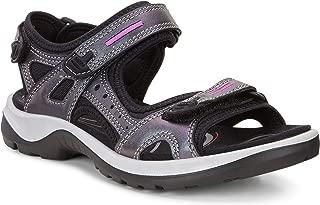ECCO 爱步 女式 Yucatan 户外越野徒步凉鞋