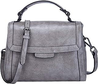 BOYATU 女士真皮手提包 手提包 女式单肩包