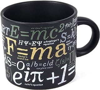 数学*咖啡杯 - Ponder Famous Math Equations While You Enjoy Your Drink - 附赠趣味礼品盒 - The Unemployed Philosophers Guild