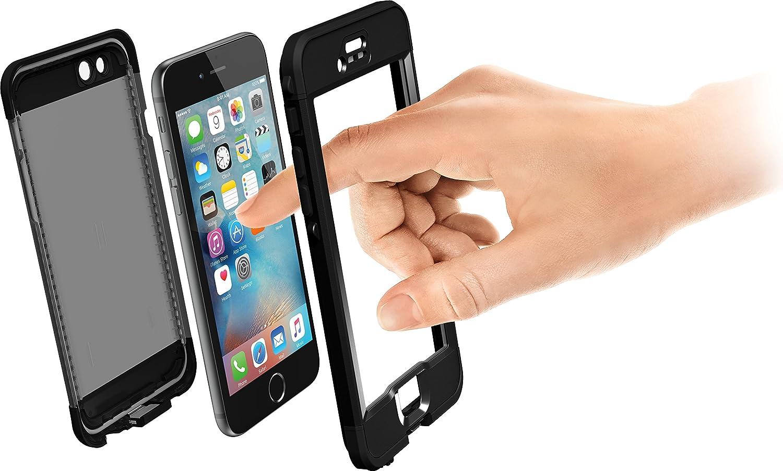 LifeProof NÜÜD四防手机壳 适合机型:苹果iPhone 6 Plus/6s Plus