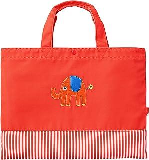 Solby 索尔比 保育园 幼儿园 手提 课程包 ゾウ/レッド