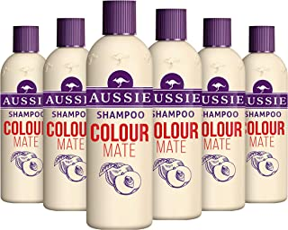 Aussie Colour Mate 洗发露,色彩鲜艳,500毫升,6件装