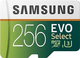 Samsung 三星 MB-ME32GA/AM 记忆卡 32 GB MicroSDHC EVO Select 带适配器 256 GB