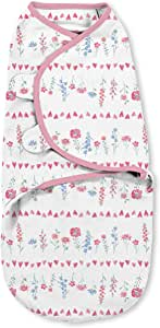 SwaddleMe Original Swaddle Fields of Joy Small (0-3 Month)