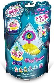 Canal Toys 001-LEISIRS CREATIFS-So 魔法容器套装,MSG 001,蓝色,粉色