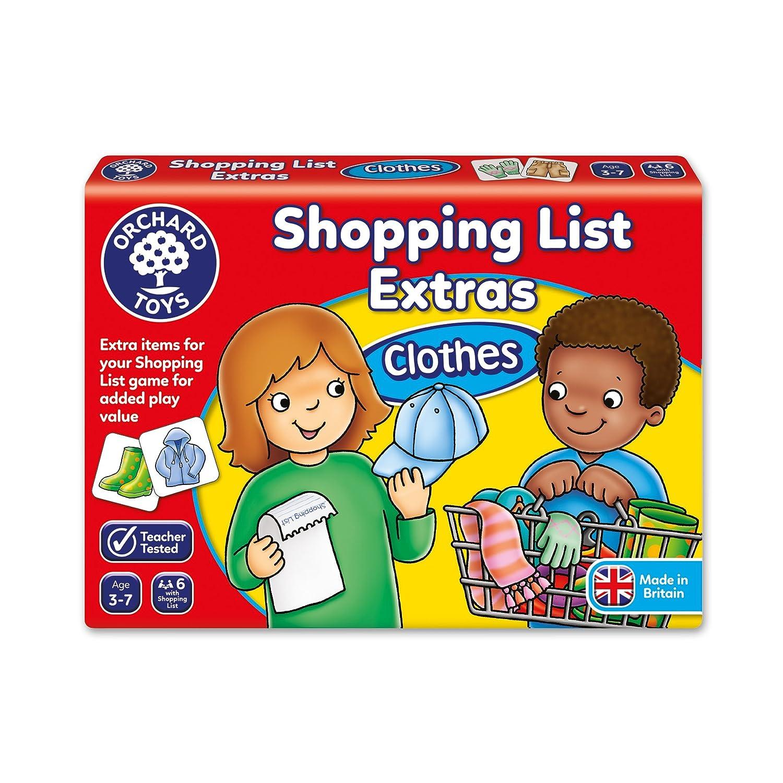 Orchard Toys 购物清单大礼包游戏