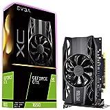 EVGA GeForce GTX 1650 XC *游戏 XC Gaming Single Fan