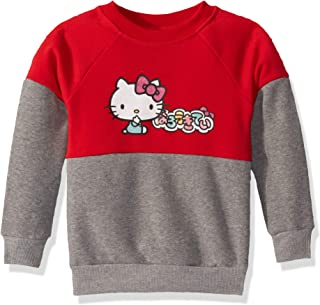 Hello Kitty 女童 45 周年時尚運動衫