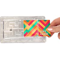 Money Puzzle Gift Card Maze by TechTools - Brain Teasing Puzzle For Cash or Gift Cards - Fun Challenging Gift Card Holder
